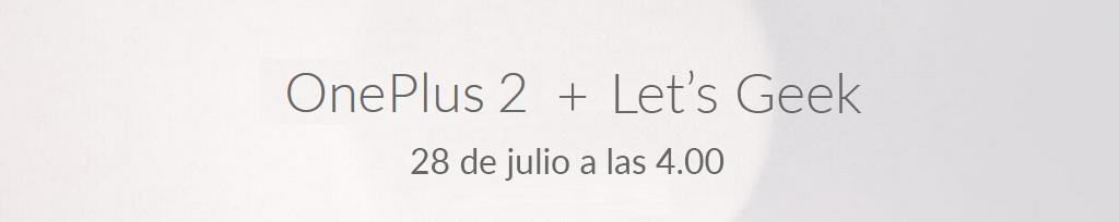 LetsGeek+OnePlus