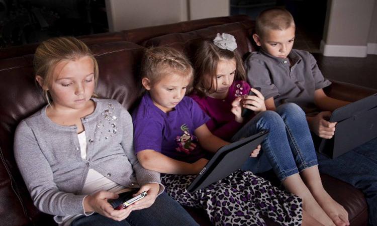 smartphones-niños