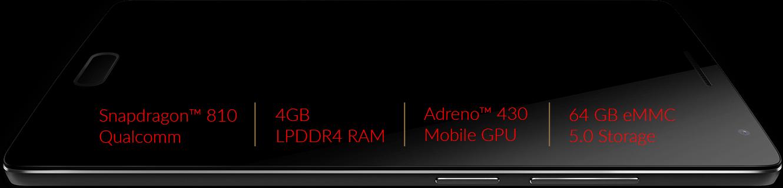 La tecnología del OnePlus 2