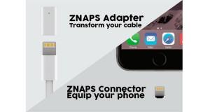 Znaps conector magnetico