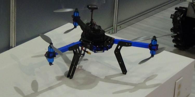 Dron Tec de Monterrey