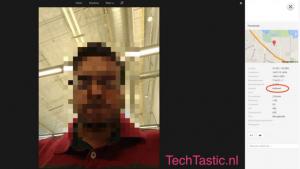 Selfie tomado con Nexus 5 2015