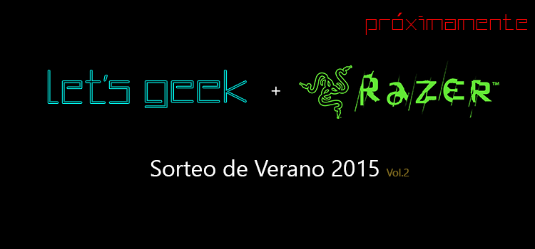 Let's Geek + Razer