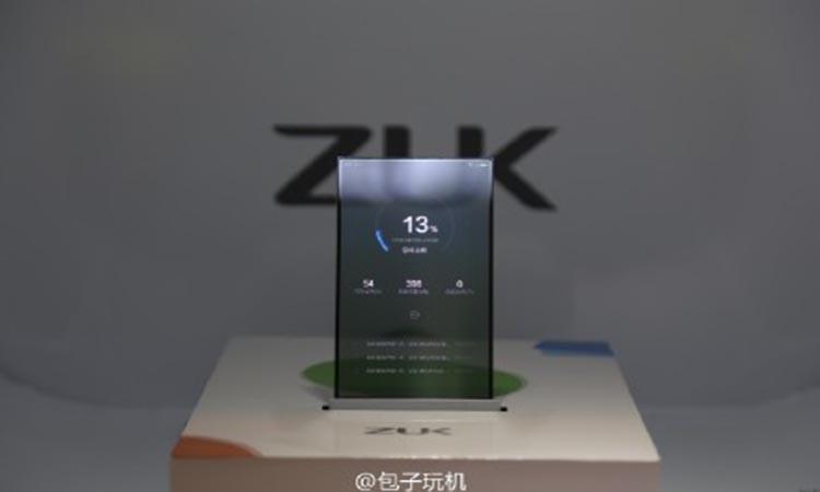 Prototipo de Zuk