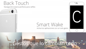 Back Touch & Smart Wake
