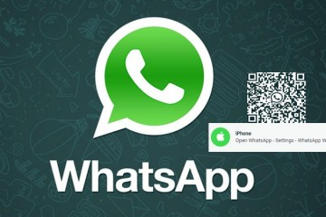 Whatsapp Web IOS