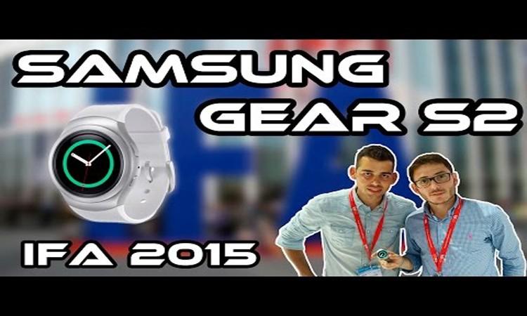 Gear S2 portada