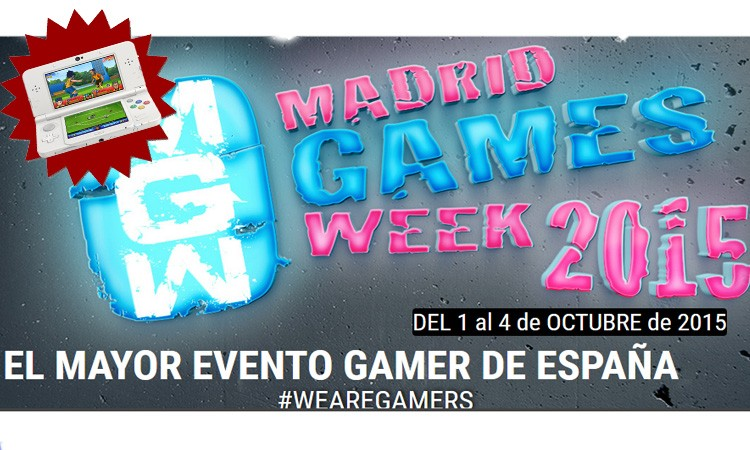 MadridGamesWeek