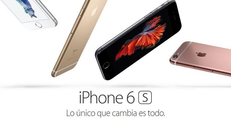 Iphone 6S y 6S Plus