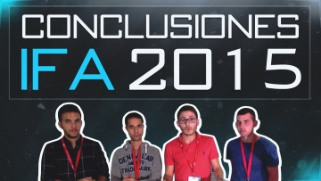 Conclusiones IFA 2015 Let's Geek
