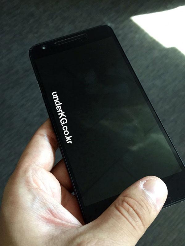 Frontal Nexus 5X