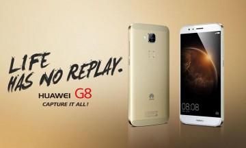 Huawei G8 en el IFA