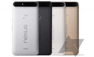Colores disponibles Huawei 6P