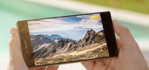 Resolución del Sony Xperia Z5 Premium