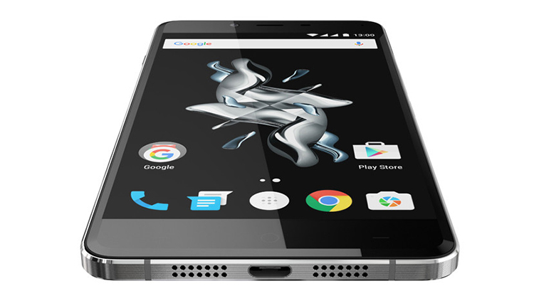 OnePlus X frontal