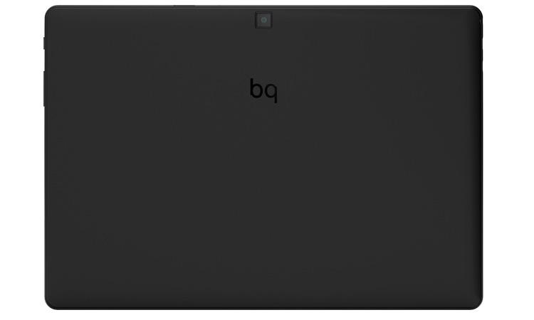 BQ Aquaris M10 Trasera web