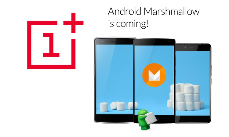OnePlus Marshmallow