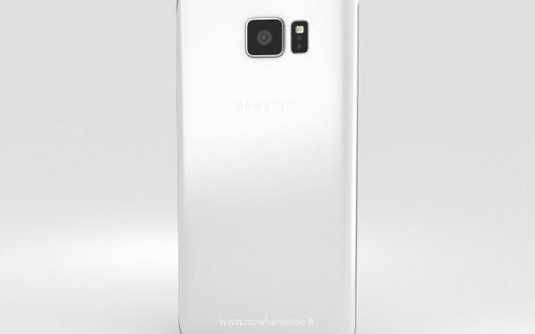Render Samsung Galaxy Note 5