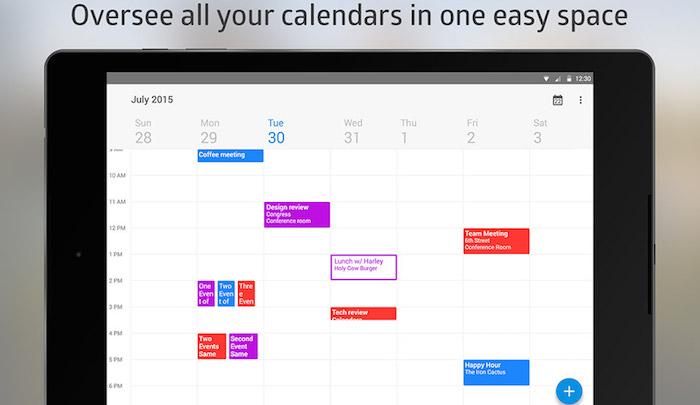 Boxer Calendar