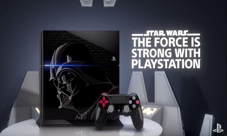 PS4 Darth Vader