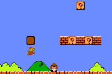 Super Mario 1-1