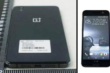 HTC & OnePlus